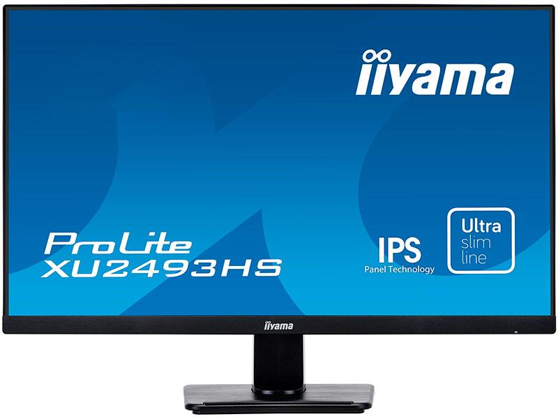 Монитор Iiyama ProLite XU2493HS-B1 цены