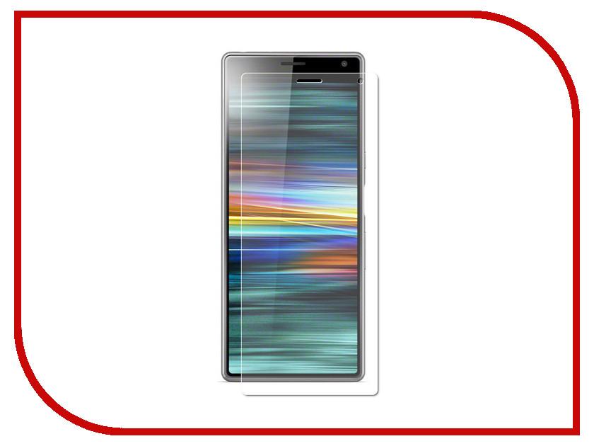 Купить Аксессуар Защитное стекло для Sony Xperia 10 Plus LuxCase 0.2mm Transparent 82824