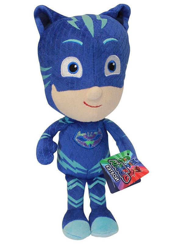 Игрушка PJ Masks Герои в масках Кэтбой 20cm 32604 игрушки для ванны pj masks игровой набор кэтбой и ромео