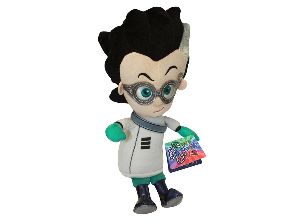 Игрушка PJ Masks Герои в масках Ромео 20cm 32607 игрушки для ванны pj masks игровой набор кэтбой и ромео