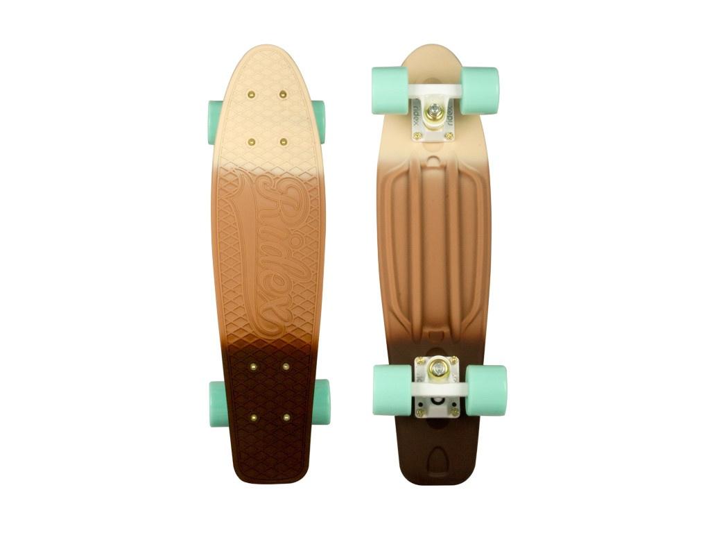 Скейт Ridex ABEC-7 22 x6 Cappuccino