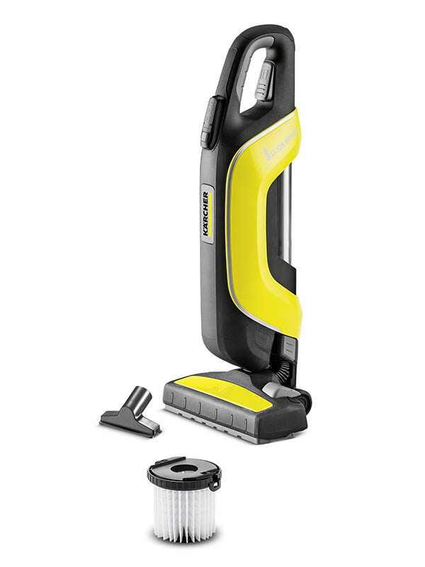 Пылесос Karcher VC 5 Cordless Yellow 1.349-300.0