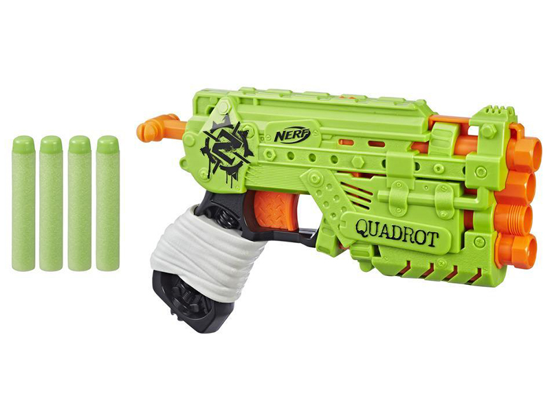 Игрушка Hasbro NERF Зомби Страйк Квадрот E2673EU4