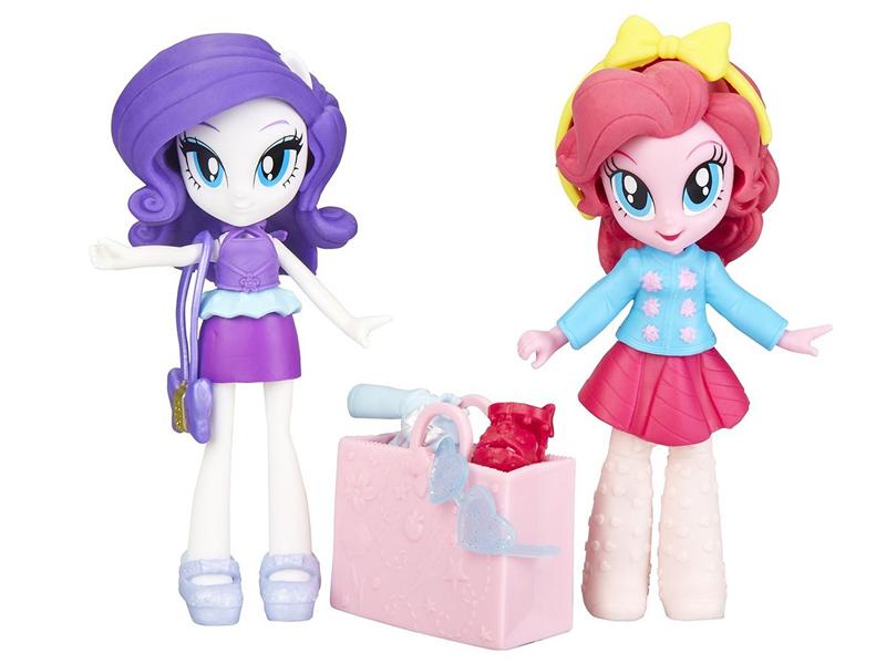 Игрушка Hasbro My Little Pony Equestria Girls Девочки Эквестрии мини E3130EU4 цена и фото