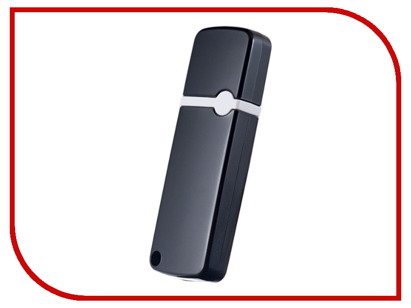 USB Flash Drive 8Gb - Perfeo C08 USB 3.0 Black PF-C08B008 часы perfeo pyramid pf s710t black pf a4399