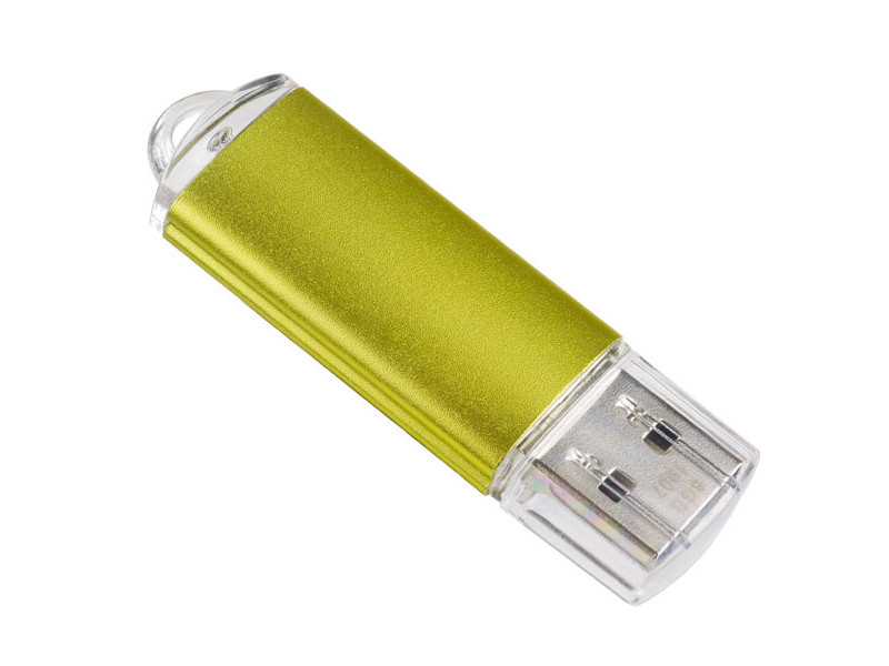 USB Flash Drive 32Gb - Perfeo E01 Gold PF-E01Gl032ES gold bullion bar shaped usb 2 0 flash jump drive 2gb