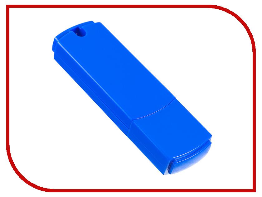 USB Flash Drive 4Gb - Perfeo C05 Blue PF-C05N004 цена