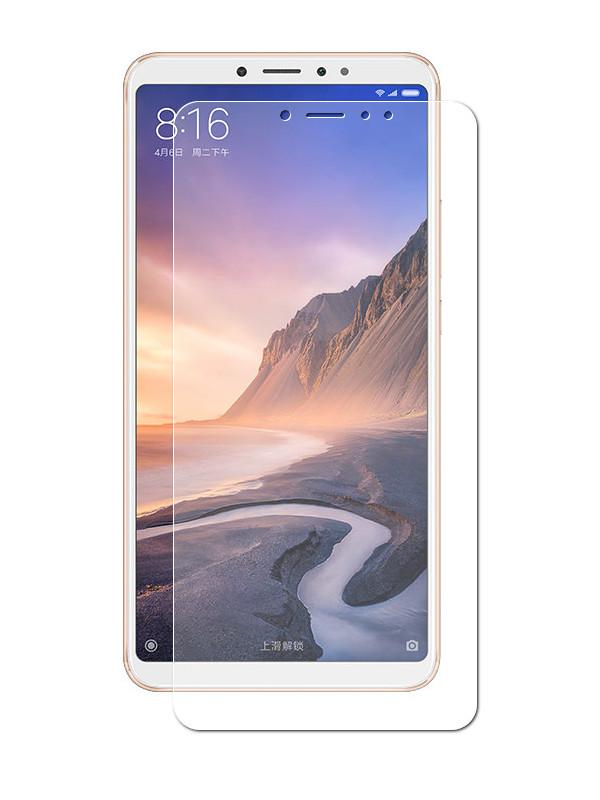 Аксессуар Защитная пленка LuxCase для Xiaomi Mi Max 3 На весь экран Transparent 89070