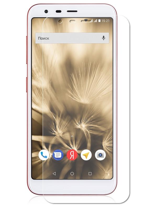 все цены на Аксессуар Защитная пленка LuxCase для Fly Photo Pro На весь экран Transparent 88525 онлайн