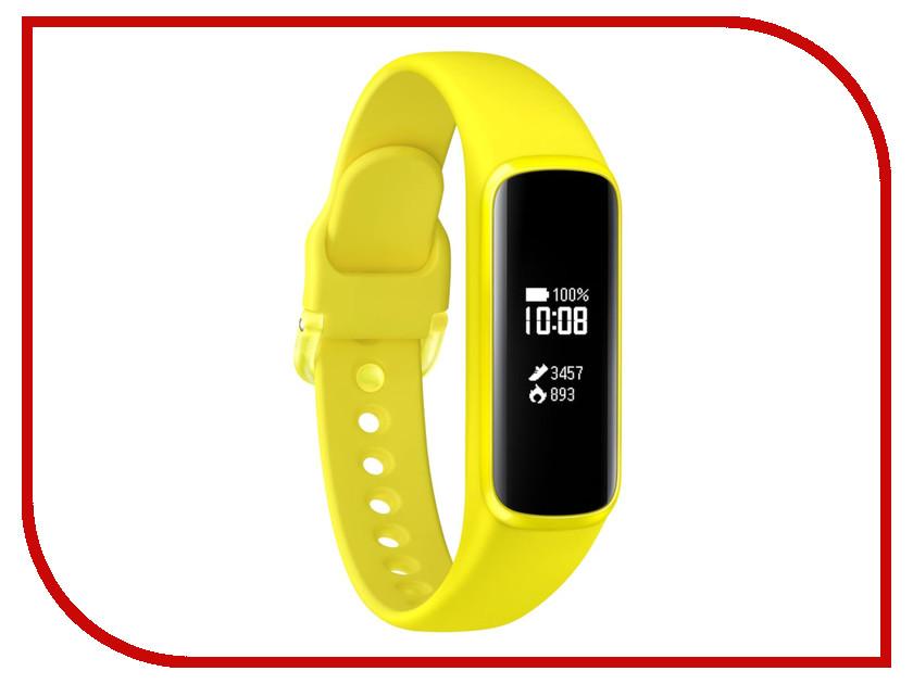 Купить Умный браслет Samsung Galaxy Fit Lite SM-R370 Yellow SM-R375NZYASER