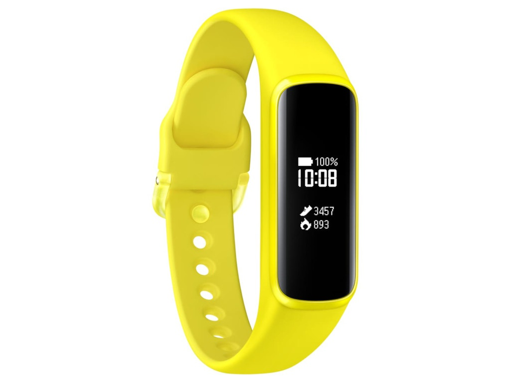 Умный браслет Samsung Galaxy Fit Lite SM-R375 Yellow SM-R375NZYASER