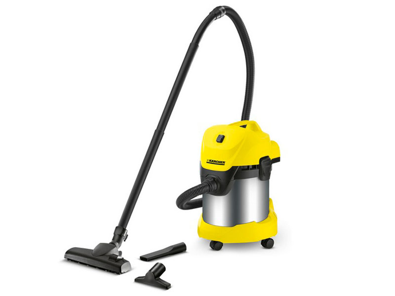 Пылесос Karcher WD 3 Premium Home 1.629-850.0
