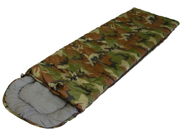 Cпальный мешок Чайка СП2 Camo