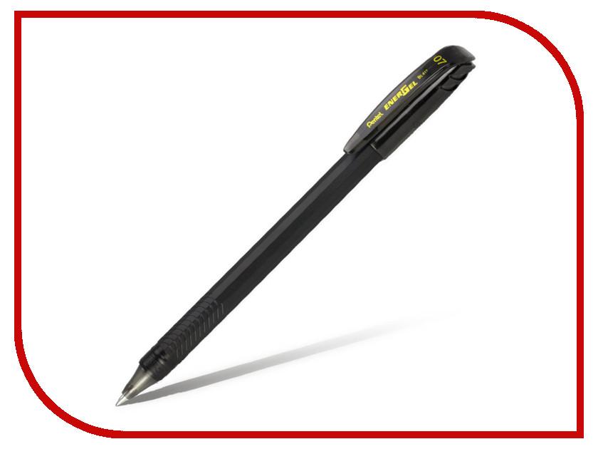 Купить Ручка гелевая Pentel Energel 0.7mm Black BL417-A, Япония
