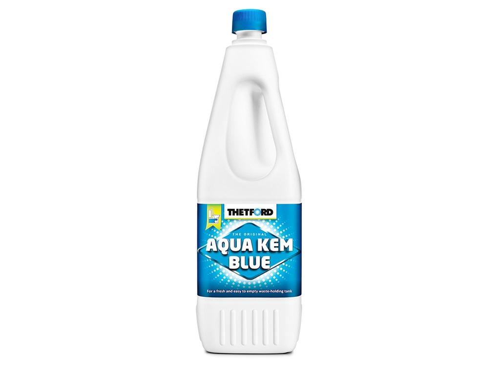 Жидкость для биотуалетов Thetford Aqua Kem Blue 2L