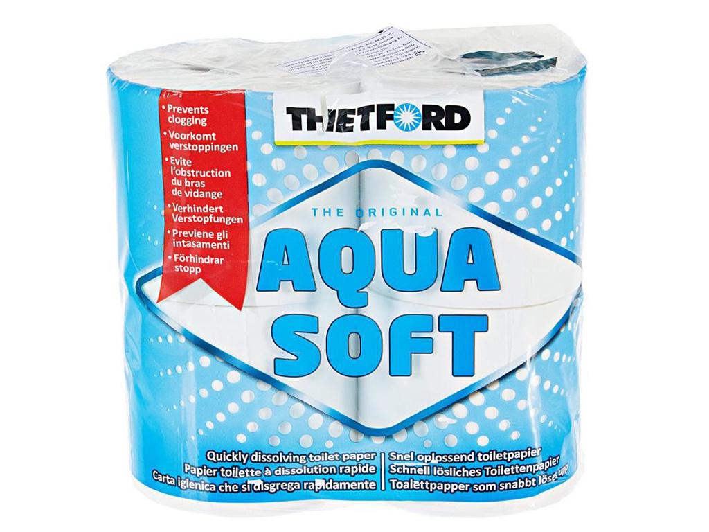 Бумага для биотуалетов Thetford Aqua Soft