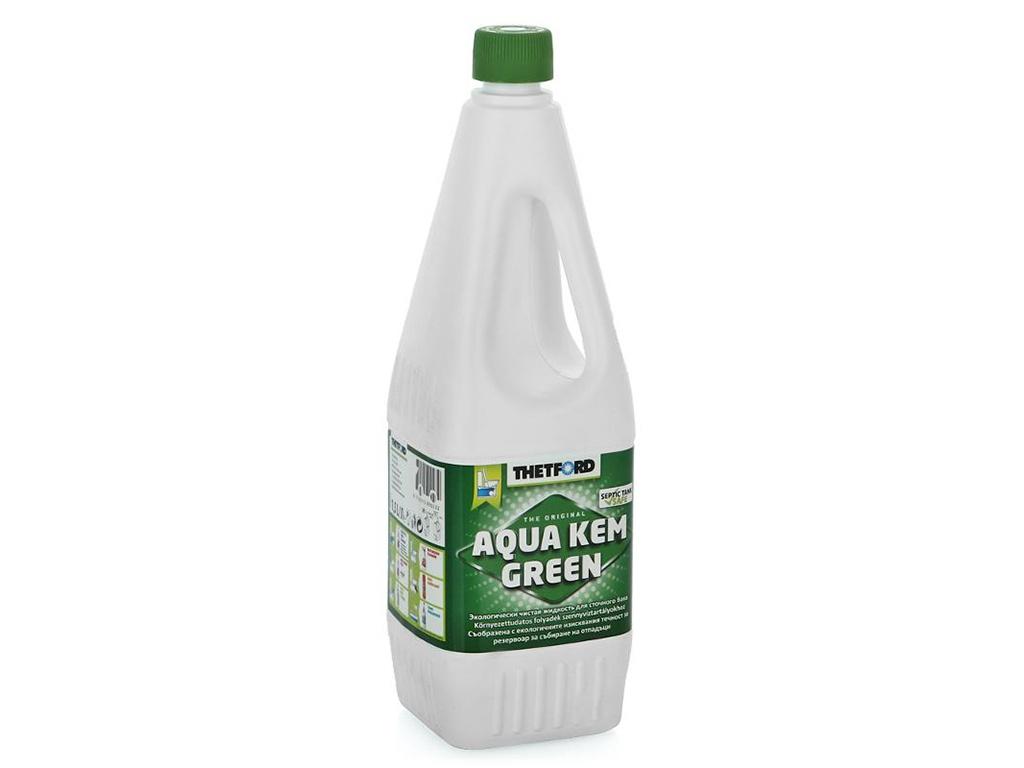 Жидкость для биотуалетов Thetford Aqua Kem Green 1.5L