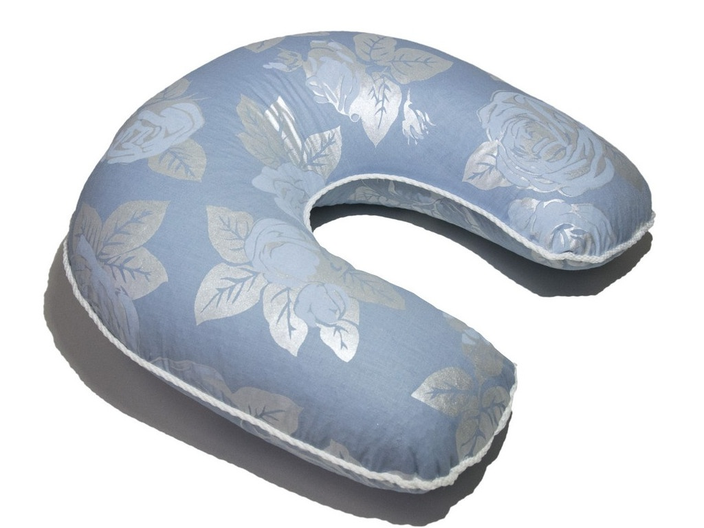 Ортопедическая подушка Smart Textile Подкова C557