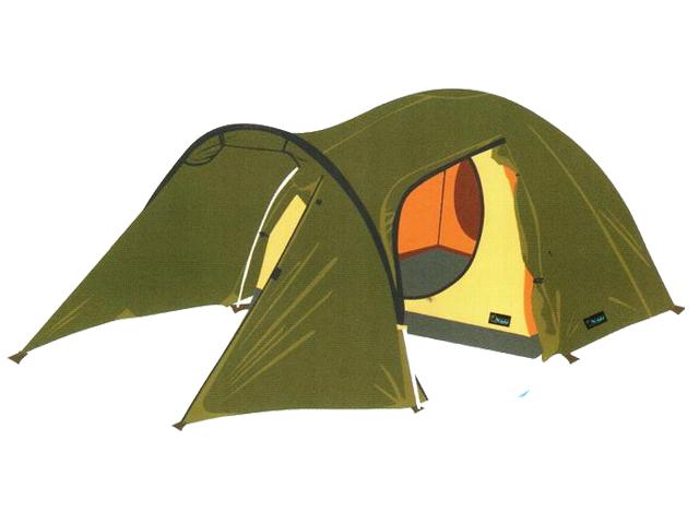 Палатка Чайка Montana 4