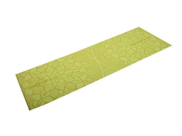 Коврик Larsen PVC 180x61x0.5cm Lime 356769 цена и фото