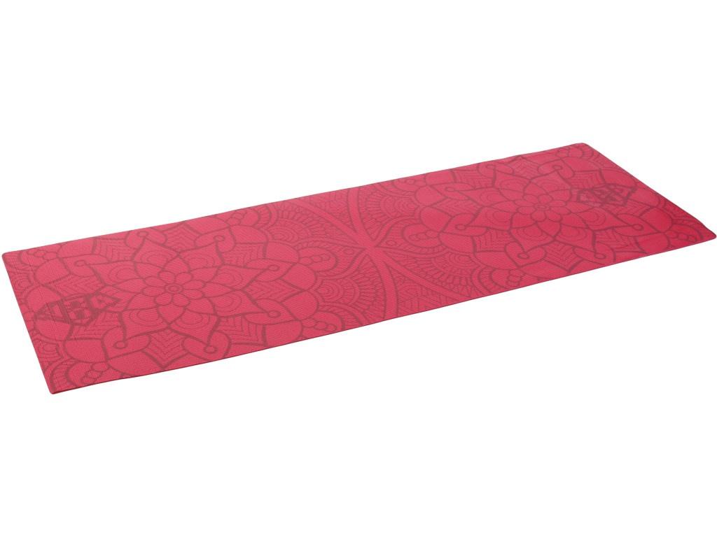Коврик Larsen PVC 180x61x0.5cm Burgundy 352556 цена и фото