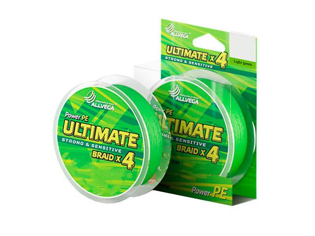 Леска Allvega Ultimate 0.16mm 92m 9.5kg Light Green U92LGR016