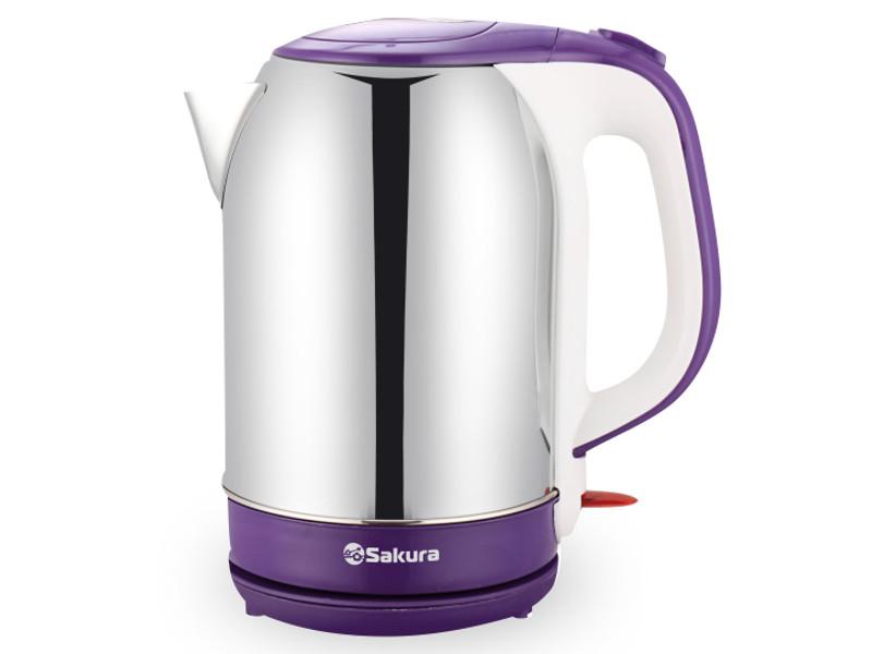 Чайник Sakura SA-2151WPS цена