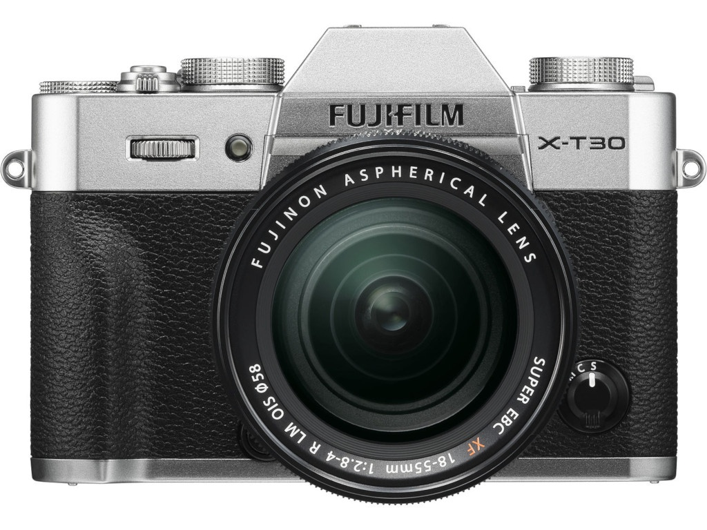 Фотоаппарат Fujifilm X-T30 kit 18-55mm Silver