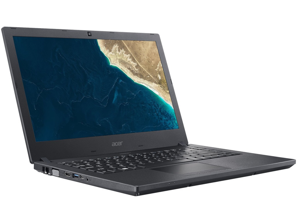 купить Ноутбук Acer TravelMate TMP2410-G2-M-34LY NX.VGSER.004 (Intel Core i3-8130U 2.2GHz/4096Mb/500Gb/Intel HD Graphics/Wi-Fi/Bluetooth/Cam/14/1366x768/Windows 10 64-bit) по цене 34703 рублей