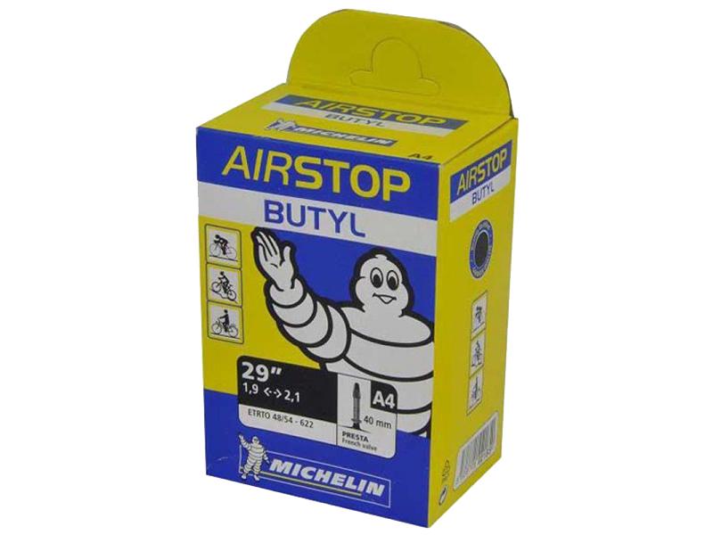 Велокамера Michelin A4 Airstop 29x1.8/2.4 MIC_102185