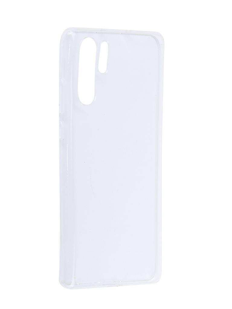 Аксессуар Чехол LuxCase для Huawei P30 Pro TPU Transparent 60115 аксессуар чехол для nokia 8 1 luxcase tpu transparent 60106