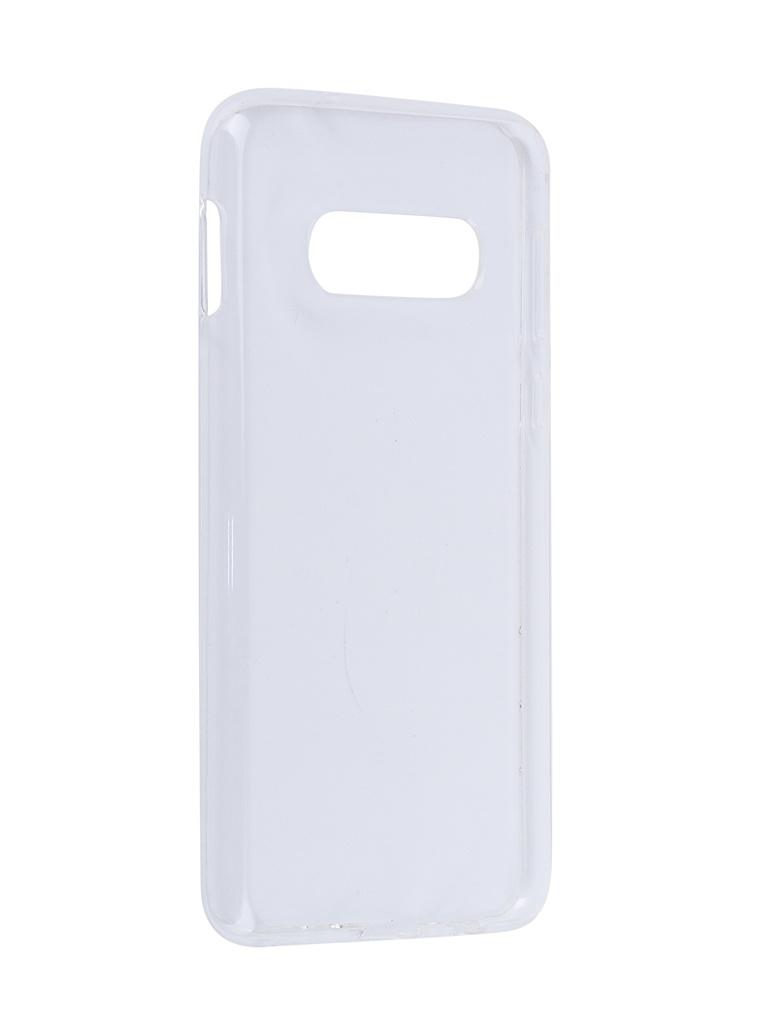 Аксессуар Чехол LuxCase TPU для Samsung Galaxy S10 G970 Transparent 60100