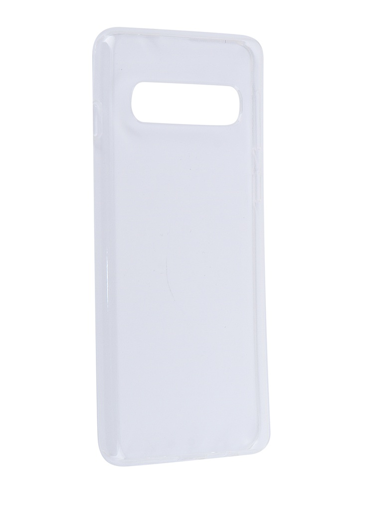 Чехол LuxCase для Samsung Galaxy S10 G973 TPU Transparent 60101