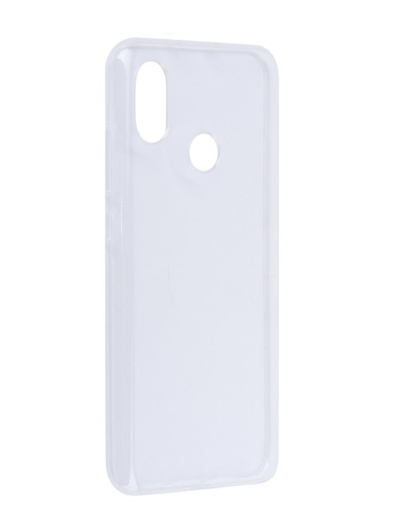 Аксессуар Чехол LuxCase для Xiaomi Mi 8 TPU Transparent 60111 аксессуар чехол для nokia 8 1 luxcase tpu transparent 60106
