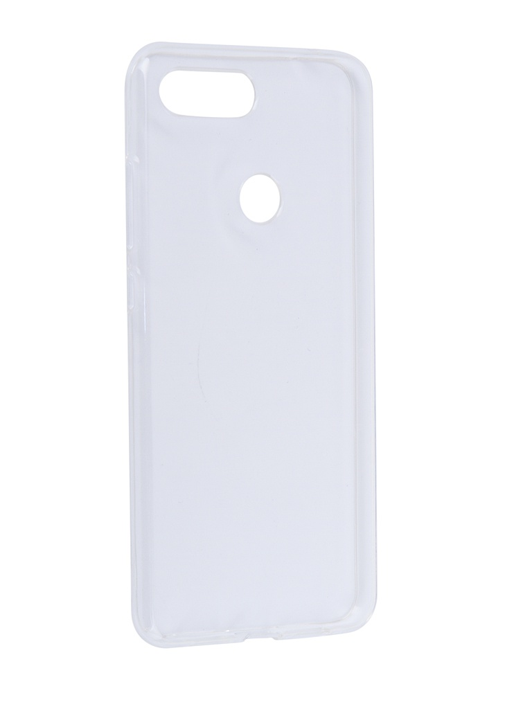 Аксессуар Чехол LuxCase для Xiaomi Mi 8 Lite TPU Transparent 60087