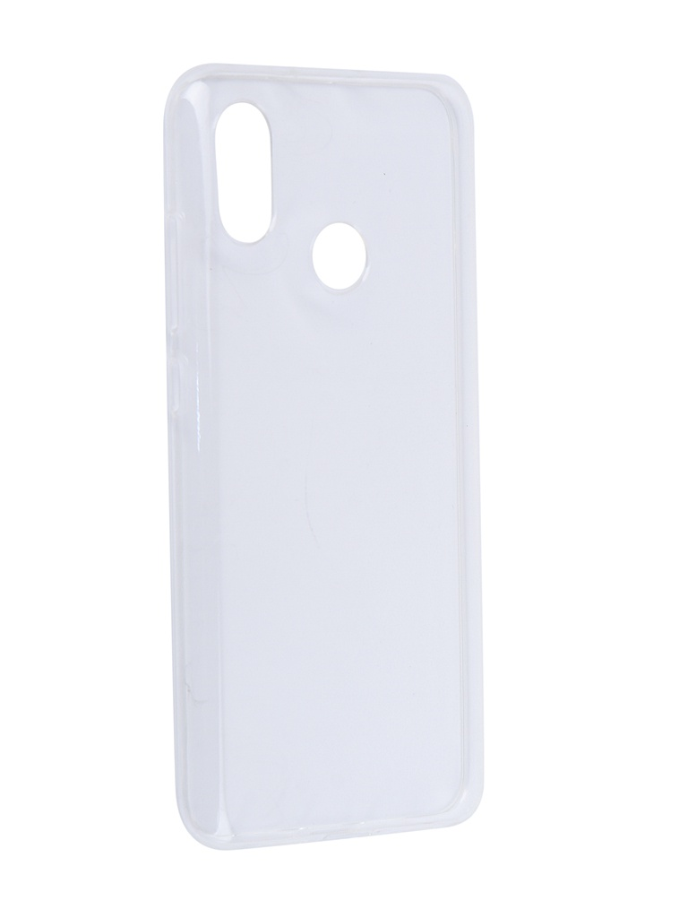 Аксессуар Чехол LuxCase для Xiaomi Mi 8 Pro TPU Transparent 60120