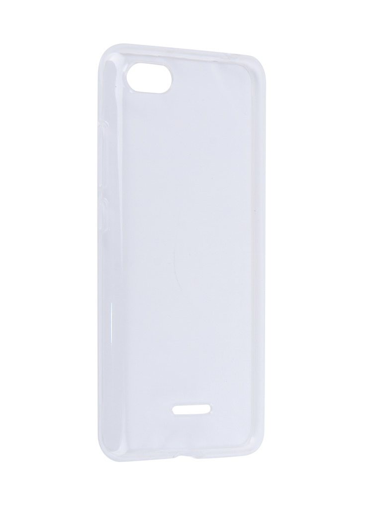 Аксессуар Чехол LuxCase для Xiaomi Redmi 6A TPU Transparent 60109 аксессуар чехол для nokia 8 1 luxcase tpu transparent 60106