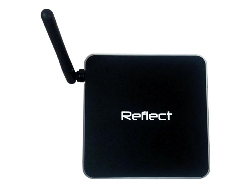 Медиаплеер Reflect TV Box MS 4.32 mini m8s pro c tv box