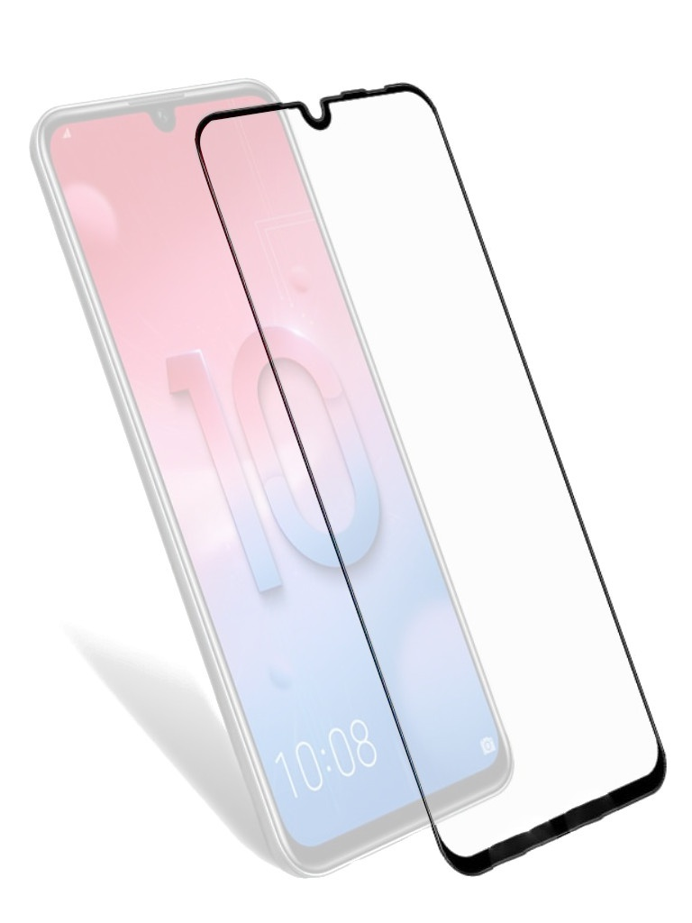Аксессуар Защитный экран Red Line для Xiaomi Redmi Note 7 Full Screen 3D Full Glue Tempered Glass Black УТ000017582 protective glass red line for nokia 7 plus full screen black