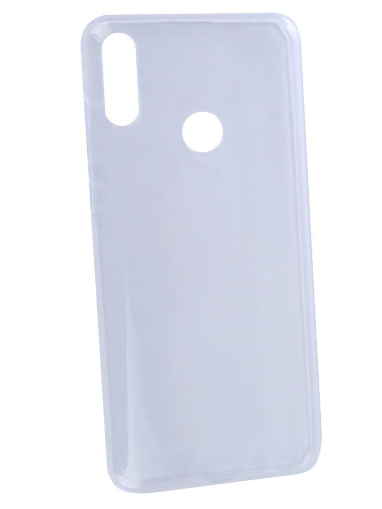 Чехол Zibelino для ASUS Zenfone Max Pro M2 ZB631KL 2018 Ultra Thin Case Transparent ZUTC-ASU-ZB631KL-WHT
