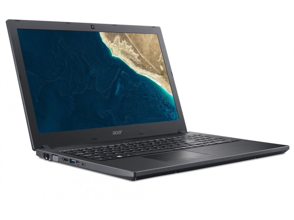 Ноутбук Acer TravelMate TMP2510-G2-MG-55G0 NX.VGXER.017 (Intel Core i5-8250U 1.6GHz/4096Mb/500Gb/nVidia GeForce MX130 2048Mb/Wi-Fi/Bluetooth/Cam/15.6/1366x768/Windows 10 64-bit)
