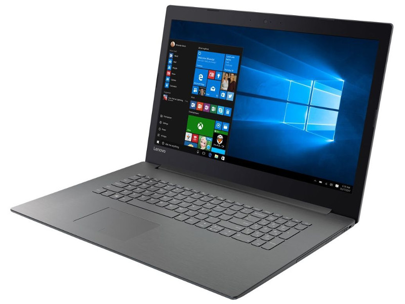 Ноутбук Lenovo V320-17IKBR Grey 81CN003QRU (Intel Core i5 8250U 1.6 GHz/8192Mb/256Gb/DVD-RW/nVidia GeForce MX150 4096Mb/Wi-Fi/Bluetooth/Cam/17.3/1920x1080/Windows 10 Professional 64-bit)