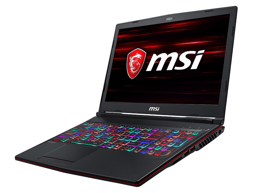 Ноутбук MSI GL63 8SDK-486XRU 9S7-16P732-486 (Intel Core i7-8750H 2.2GHz/16384Mb/512Gb SSD/No ODD/nVidia GeForce GTX 1660 Ti 6144Mb/Wi-Fi/Bluetooth/Cam/15.6/1920x1080/DOS)