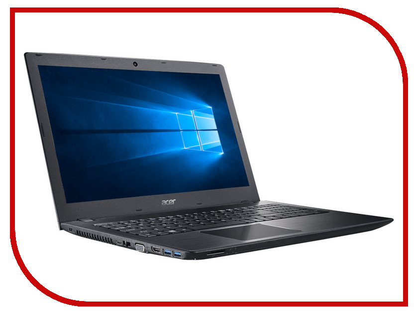 Ноутбук Acer TravelMate TMP259-G2-M-32MT NX.VEPER.032 (Intel Core i3-7020U 2.3GHz/4096Mb/500Gb/Intel HD Graphics/Wi-Fi/Bluetooth/Cam/15.6/1920x1080/Windows 10 64-bit) ноутбук acer travelmate tmp259 g2 m 32mt 15 6 intel core i3 7020u 2 3ггц 4гб 500гб intel hd graphics 620 windows 10 home nx veper 032 черный