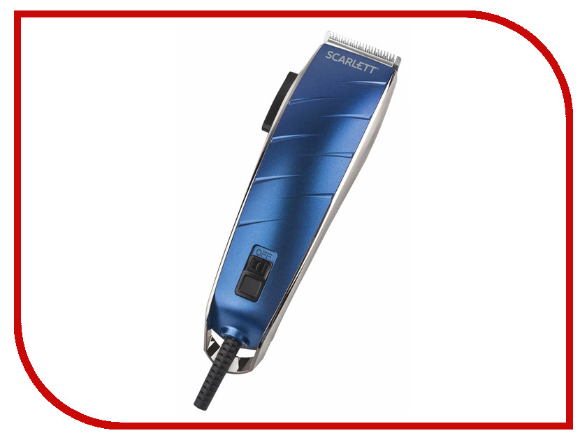 Машинка для стрижки волос Scarlett SC-HC63C45 цена