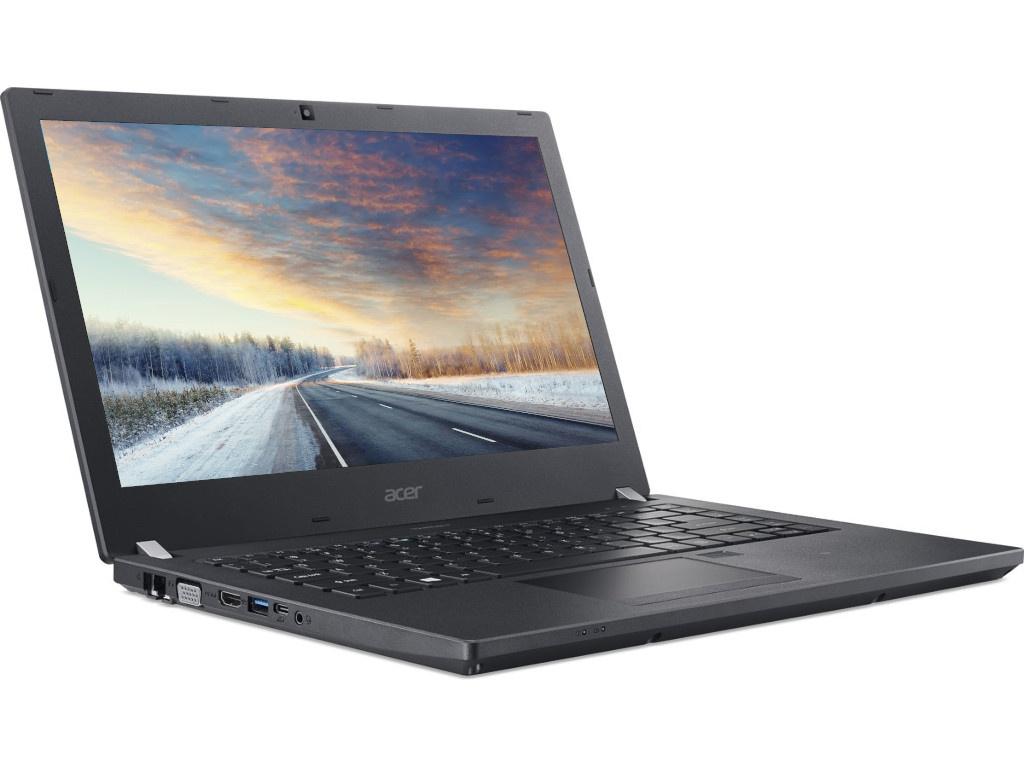 купить Ноутбук Acer TravelMate TMP449-G3-MG-573P NX.VH2ER.001 (Intel Core i5-8250U 1.6GHz/8192Mb/1000Gb + 128Gb SSD/No ODD/nVidia GeForce MX130 2048Mb/Wi-Fi/Bluetooth/Cam/14/1920x1080/Linux) по цене 48554 рублей