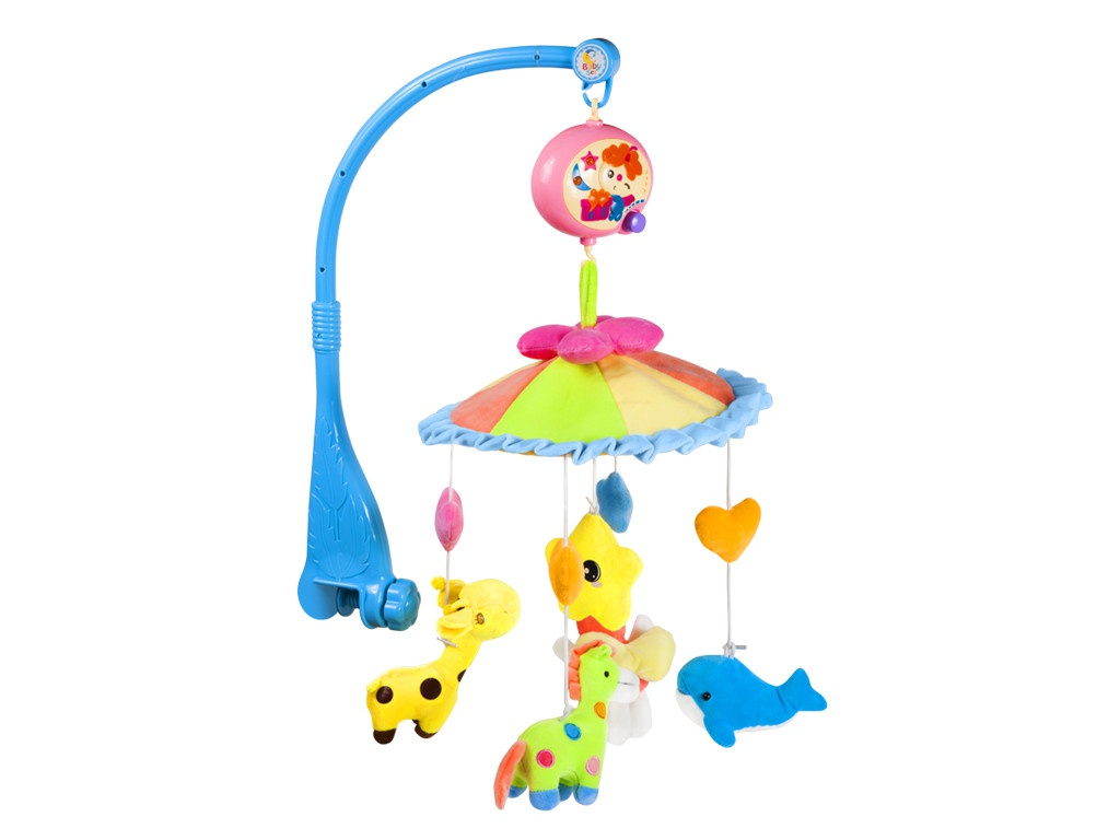 Музыкальный мобиль Mioshi Baby Сладкие сны MBA0308-007