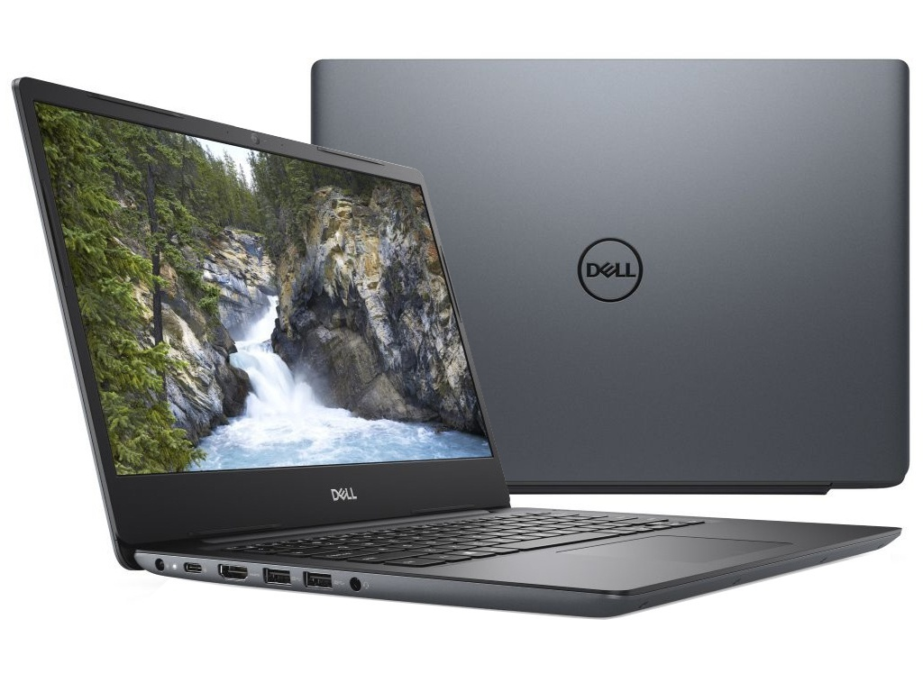 Ноутбук DELL Vostro 5481 5481-7402 (Intel Core i5-8265U 1.6 GHz/8192Mb/256Gb/nVidia GeForce Mx130 2048Mb/Wi-Fi/Bluetooth/Cam/14/1920x1080/Windows 10 Home Single Language 64-bit)