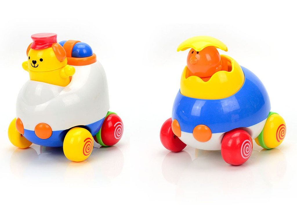 Игрушка Mioshi Baby Автомобильчик MBA0302-005