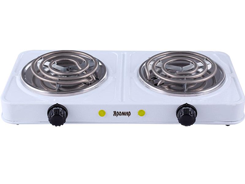 Плита Яромир ЯР-3502 White цена и фото